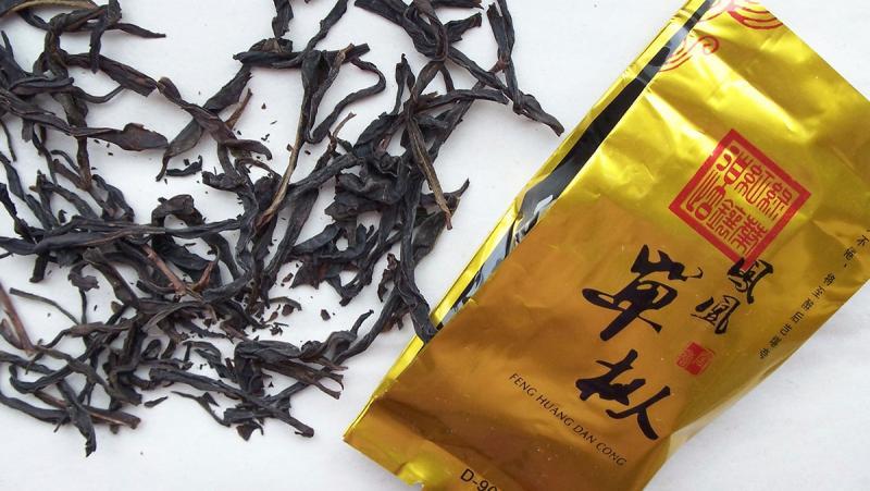 Feng Huang Dan Cong знаменитый улун с горы Феникс