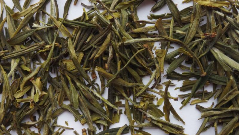 Желтый чай Хуо Шань Хуан Я