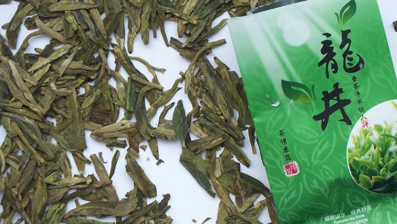 зеленый чай Longjing